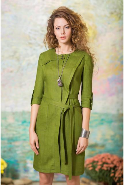 Платье Art Ribbon M2084T5001-green