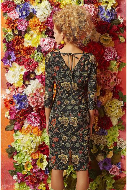 Платье Art Ribbon M2111Р1001-chernii