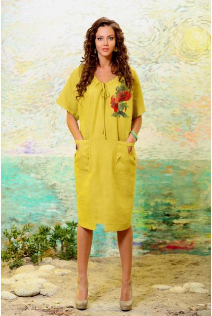 Платье Art Ribbon М2124Р1001