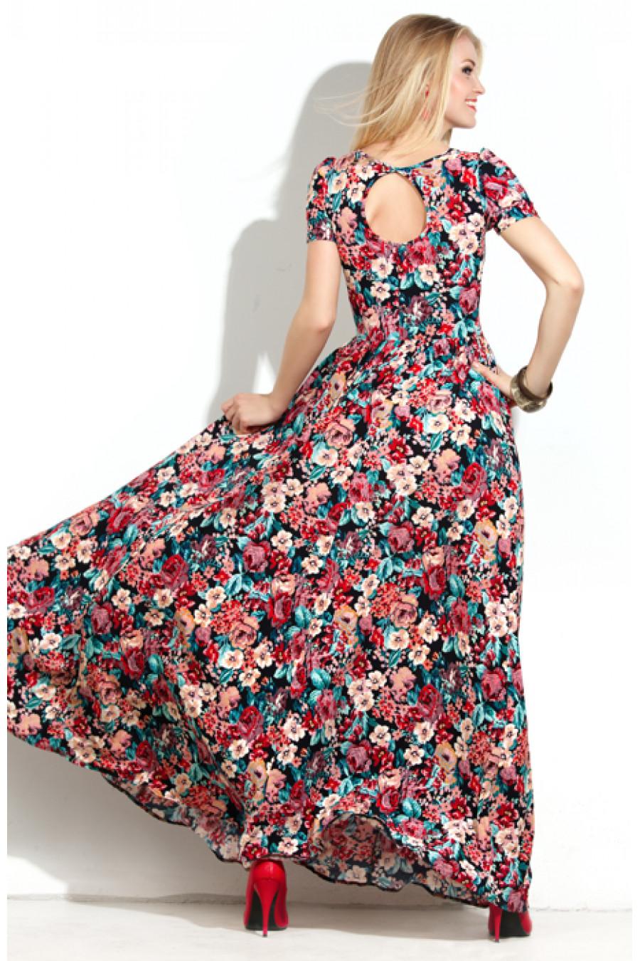 Летние Цветные Платья В Омске