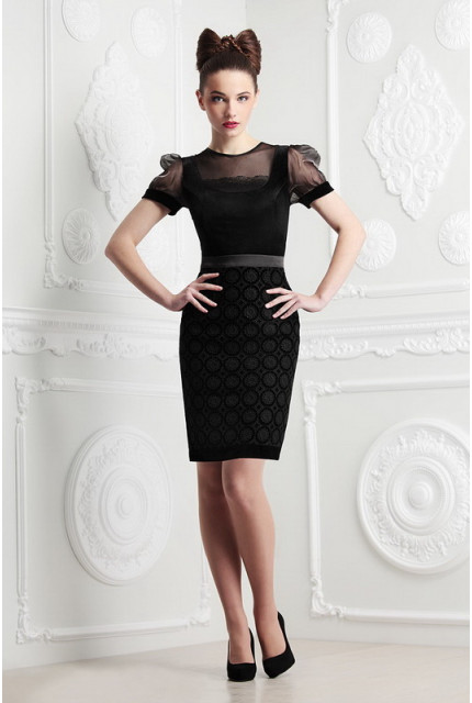 Платье Elza Fashion 455