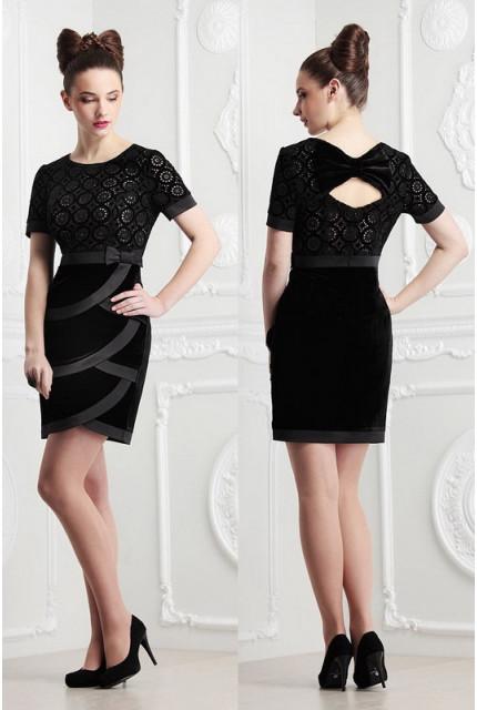 Платье Elza Fashion 470