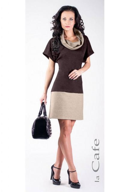 Платье Laskany 3540-bezh
