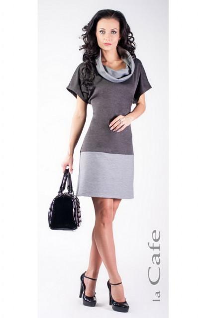 Платье Laskany 3540-gray