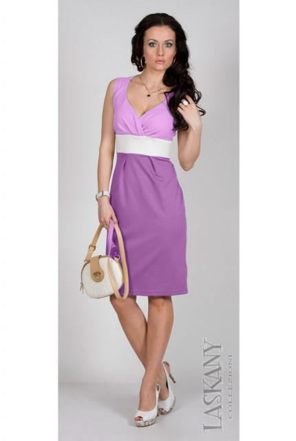Платье Laskany 1187-fiolet