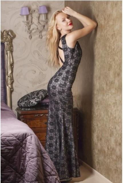 Платье Stella Di Mare 1005-12-chyornyy