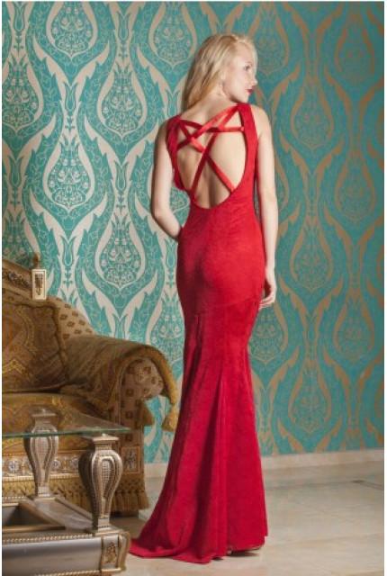 Платье Stella Di Mare 1005-12-krasnyy