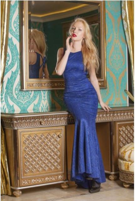 Платье Stella Di Mare 1005-12-siniy