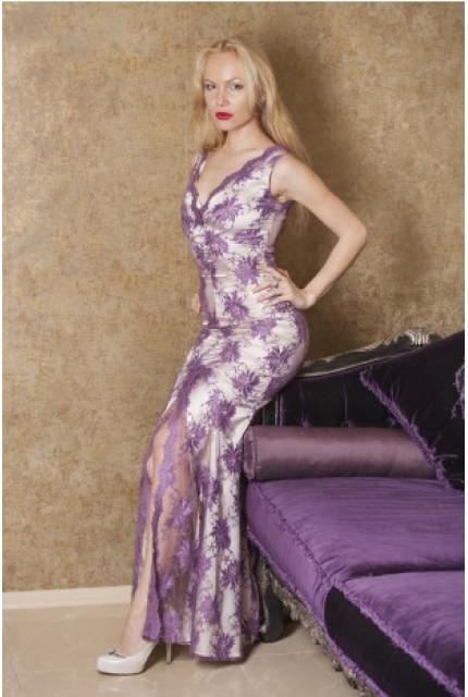 Платье Stella Di Mare 1007-12-lavanda