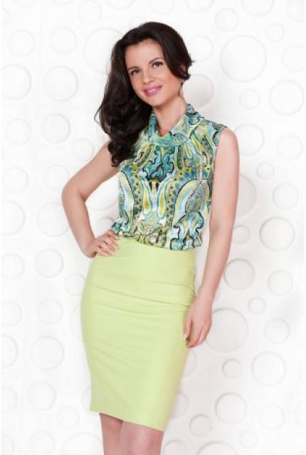 Блуза Stella Di Mare 101-13-zelen