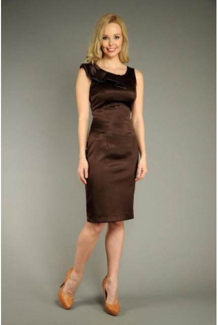 Платье Stella Di Mare 1013-13-shokolad