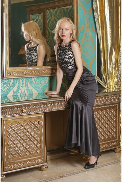 Платье Stella Di Mare 1055-12-chyornyy