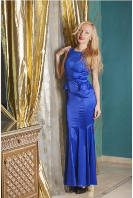Платье Stella Di Mare 1055-12-siniy