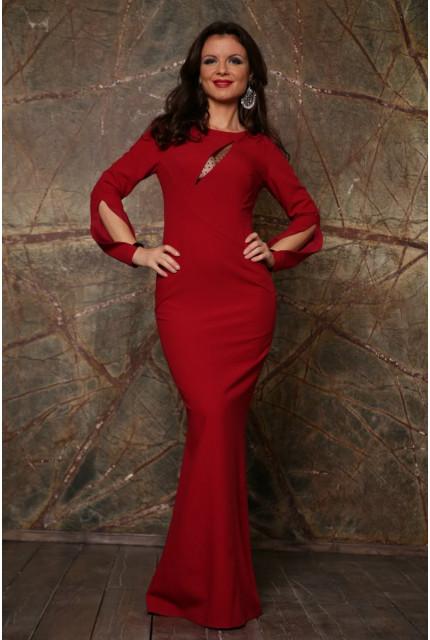Платье Stella Di Mare 1111-14-bordo