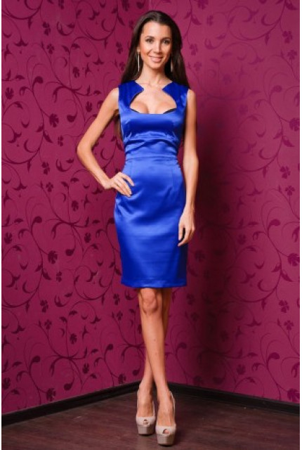 Платье Stella Di Mare 1950-siniy