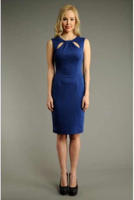 Платье Stella Di Mare 402-13-siniy