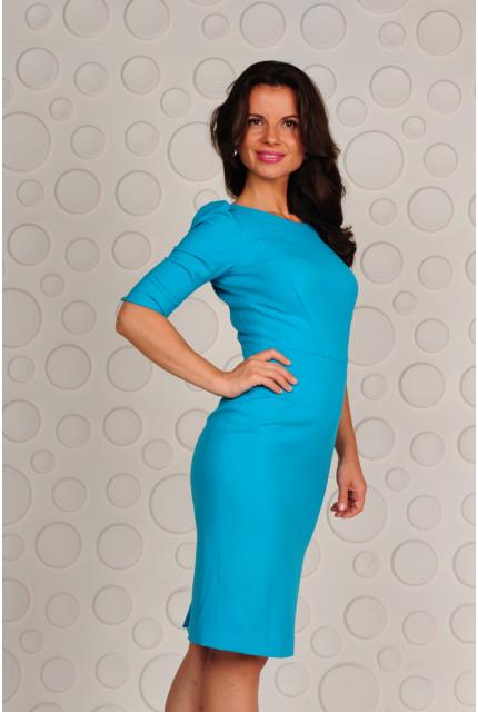Платье Stella Di Mare 605-14-goluboi