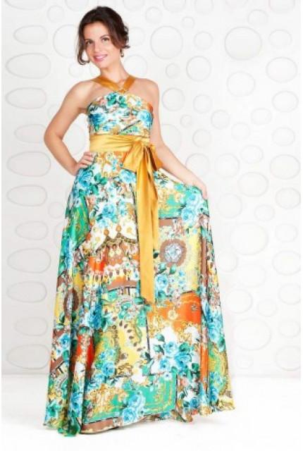 Платье Stella Di Mare 667-13-zolotoy