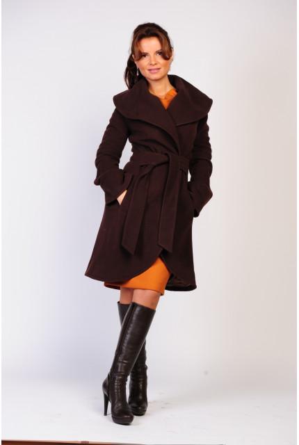 Пальто Stella Di Mare 70303-chokolad