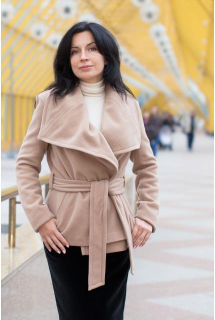 Пальто Stella Di Mare 70304-bezh