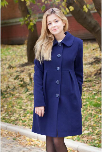 Пальто Stella Di Mare 70340-blue