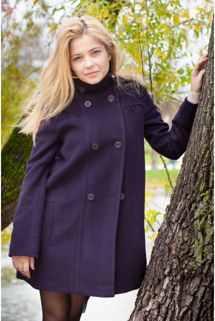 Пальто Stella Di Mare 70347-blue