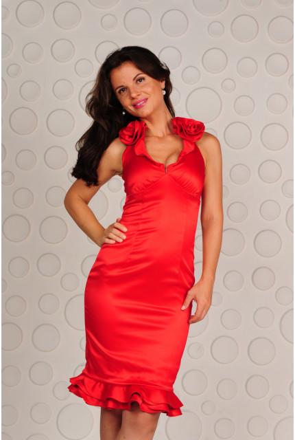 Платье Stella Di Mare 708-13-red