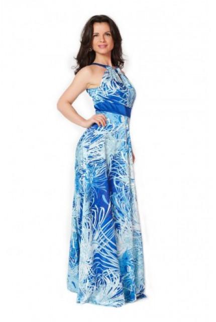 Платье Stella Di Mare 788-13-siniy