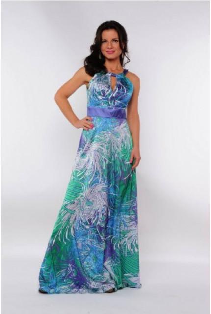 Платье Stella Di Mare 788-13-zelen