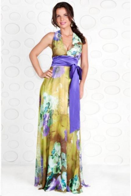 Платье Stella Di Mare 799-13-olivkovyy