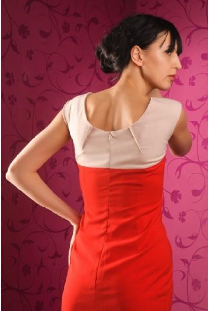 Платье Stella Di Mare 833-korall