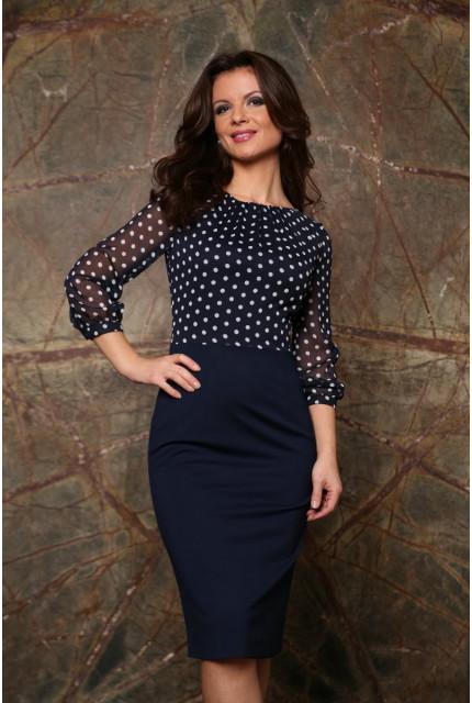 Платье Stella Di Mare 838-14-goroh