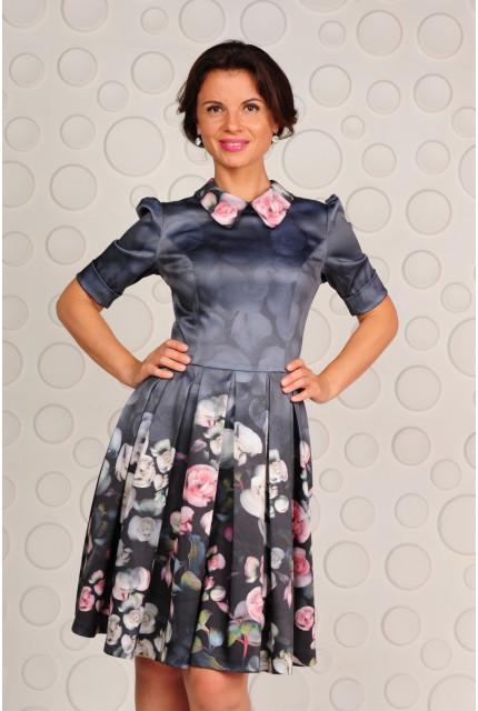 Платье Stella Di Mare 860-14-grey