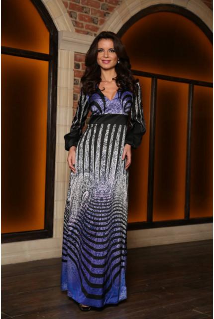 Платье Stella Di Mare 890-14-фиолет