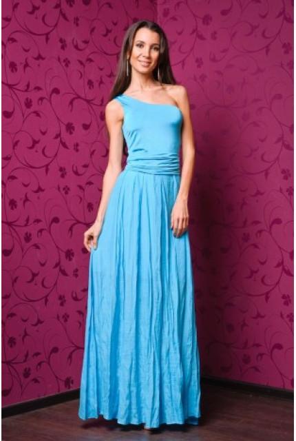 Платье Stella Di Mare 903-goluboy