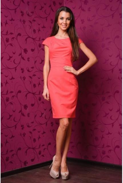 Платье Stella Di Mare 906-lososevyy
