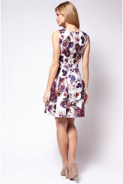 Платье Stella Di Mare 907-14-фиолет