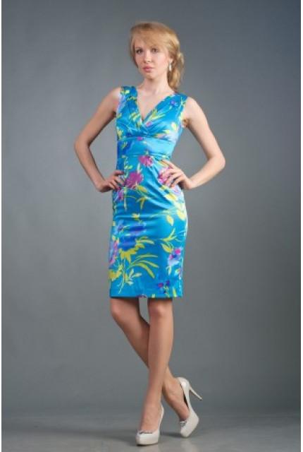 Платье Stella Di Mare 915-lazurnyy