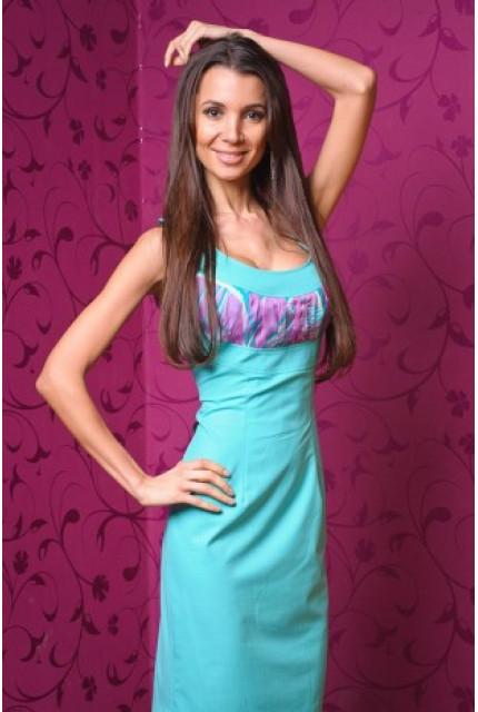 Платье Stella Di Mare 937-zelen
