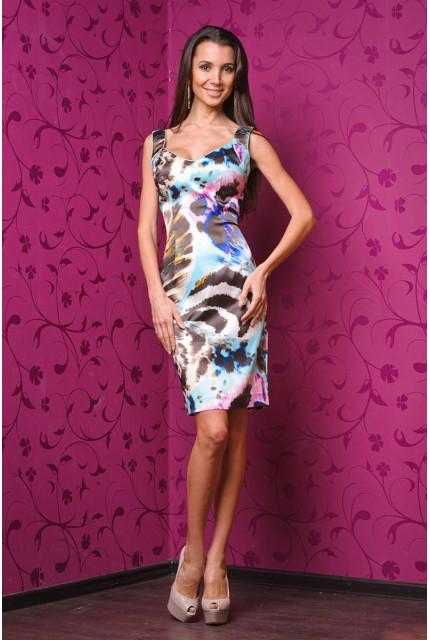Платье Stella Di Mare 945-бабочка