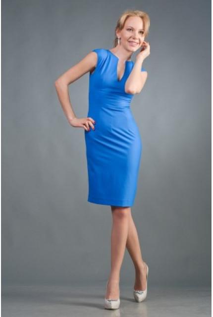 Платье Stella Di Mare 985-siniy