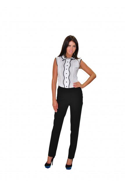 Блуза TAU KITA 3105-white