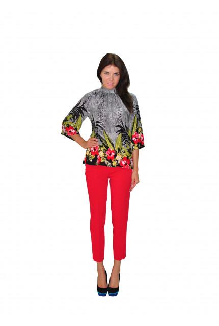 Блуза TAU KITA 3106-grey