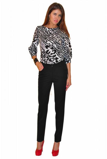 Блуза TAU KITA 3117-chernyi