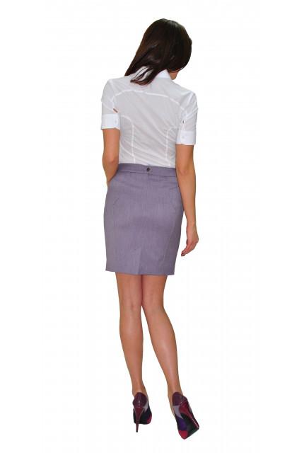 Блуза TAU KITA 382-1-white