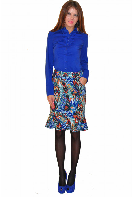 Блуза TAU KITA 382-sinyi