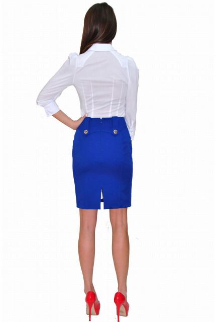 Блуза TAU KITA 393-belii