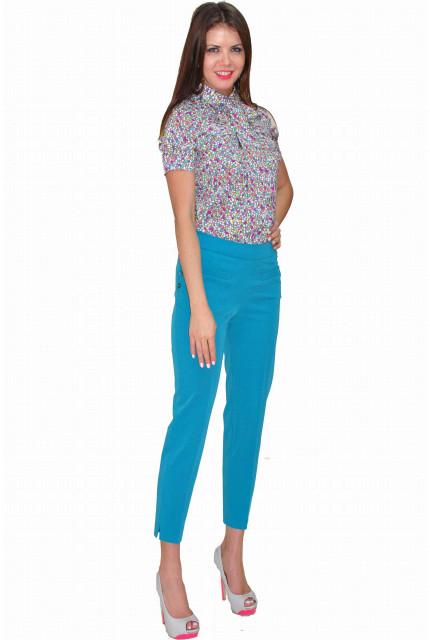 Блуза TAU KITA 394-1-sinii