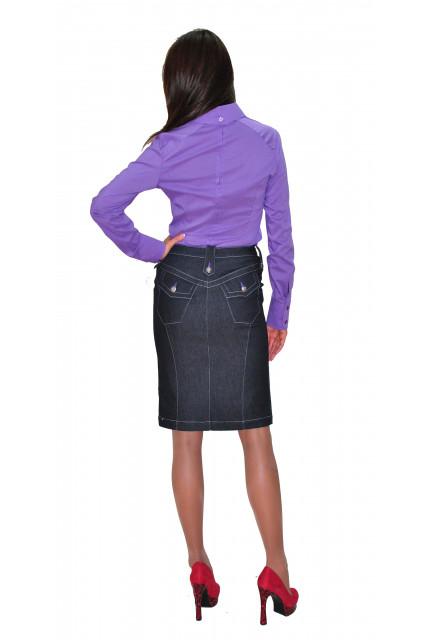 Блуза TAU KITA 397-fiolet