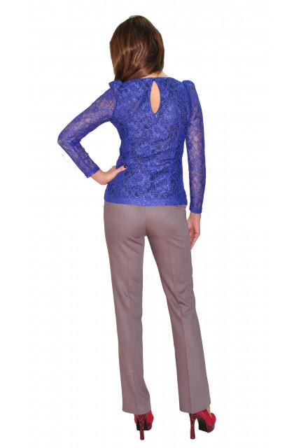 Блуза TAU KITA 398-fiolet